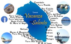 Cartina Puglia San Foca.Itinerario Del Salento Cosa Fare E Cosa Guardare